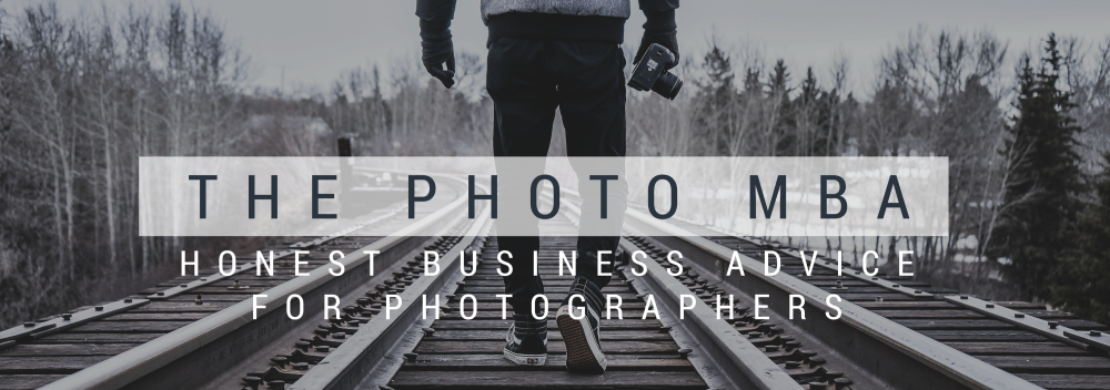 The Photo MBA – SEO and Business for Photographers