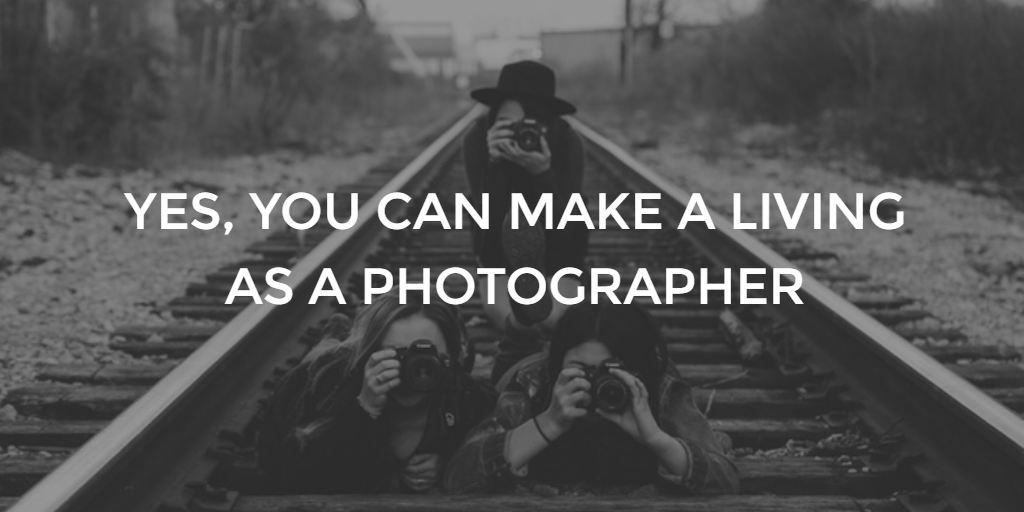 how much does a photographer make 2016 guide