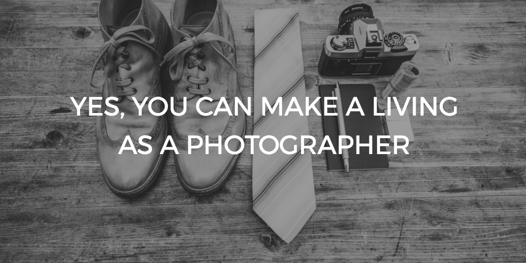 start a photography career