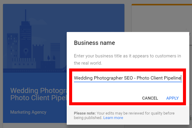 "Wedding Photography Business Names: SEO For Photographers: 7 Need To Know Photography ""SEO"" Tips"