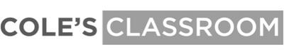 coles classroom logo