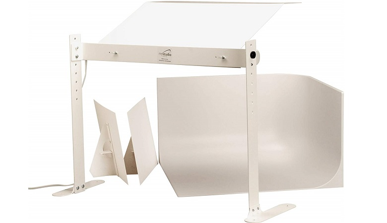 MyStudio MS20 Professional Tabletop Photo Studio Lightbox Kit